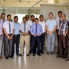 The first group of Sri Lankan Emergency trainee doctors who have just sat their trial exam which Nick wrote