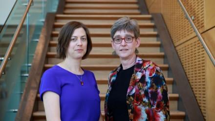 Dr Elizabeth Sturgiss and Dr Mel Deery