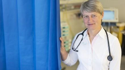 Professor Imogen Mitchell, Dean of the ANU Medical School