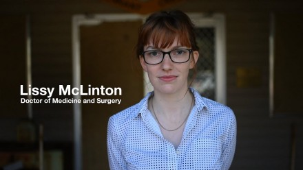 Lissy McLinton's outback medical placement