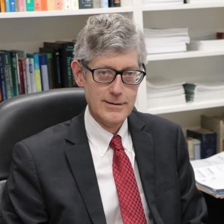 Photo of Professor Christian Lueck