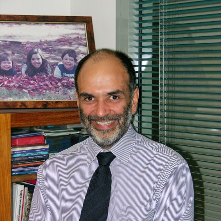 Professor Paul Pavli