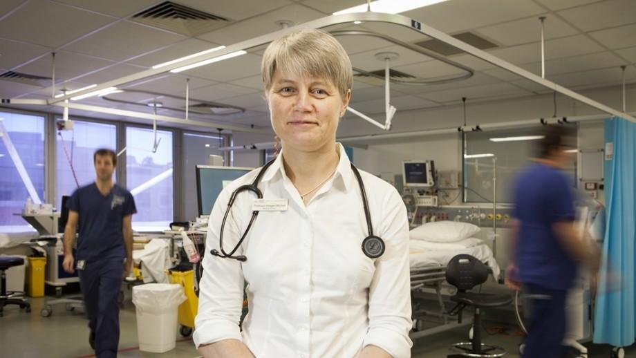 Professor Imogen Mitchell