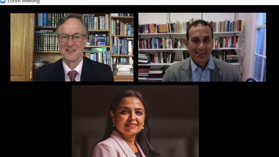 ANU VC Awards 2020, Peter Collignon, Sanjaya Senanayake, Dipti Talaulikar