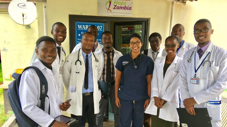 Schools Offering Clinical Medicine in Zambia