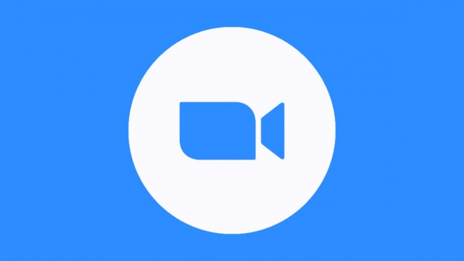 logo of zoom video conferencing