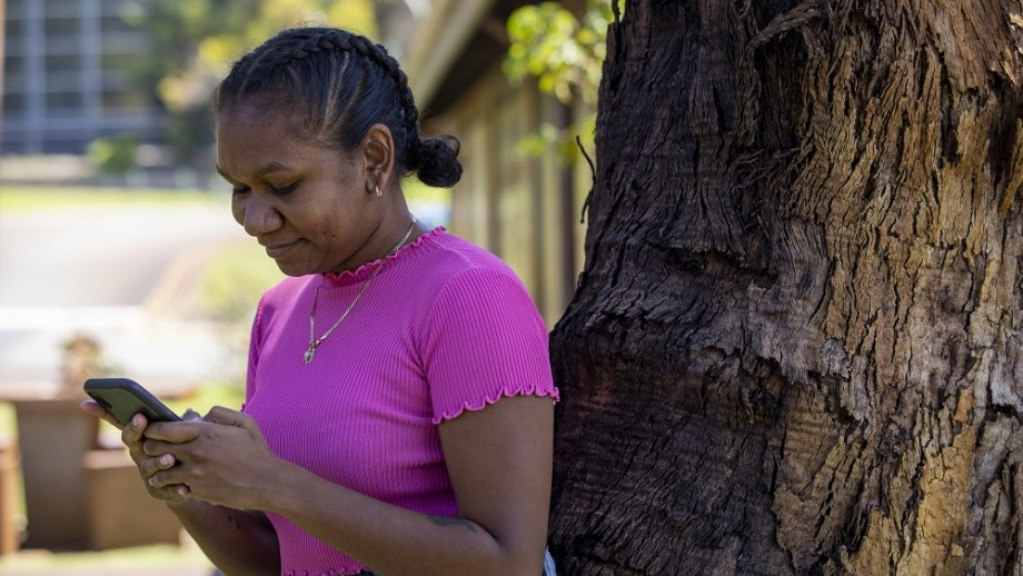 Telehealth and mental health services for Aboriginal and Torres Strait Islander people