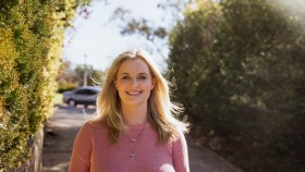 Photo of Yvette Wooff, PhD Scholar